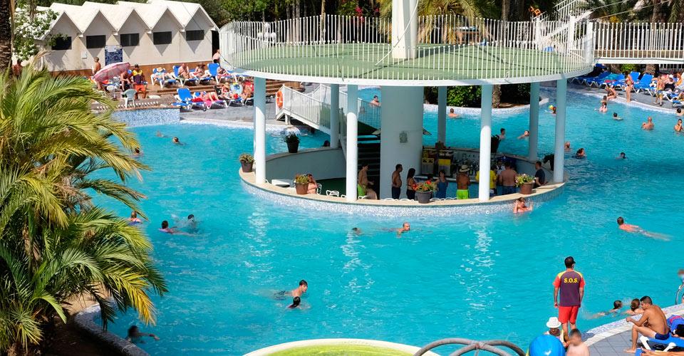 general instalación parque acuático