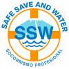 logo Safe Save and Waterempresa socorrista